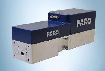 Compact 3-Axis Scanning Solution—FARO® 3D-Contour Scan Head