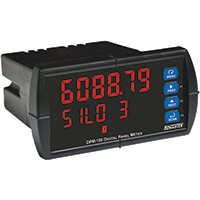 Digital Panel Meter for Level Sensors: DPM-100