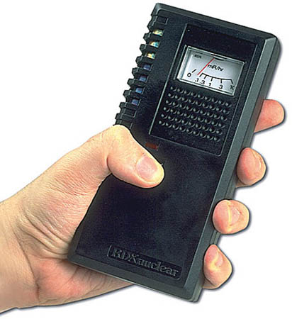 Pocket-Geigerzähler Radiation Detector von Professional Equipment
