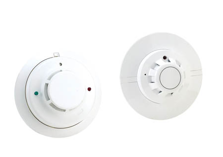 FSF109 2-Wire Photoelectric Smoke Detector from Federal Signal ...