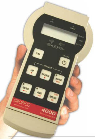 Cropico DO4000/4001 Micro Ohmmeter from Keison International Ltd.