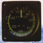 BK-51 Airspeed Indicator from LatticeTech Inc.