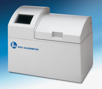 6100 Compensated Jacket Calorimeter from Parr Instrument Company