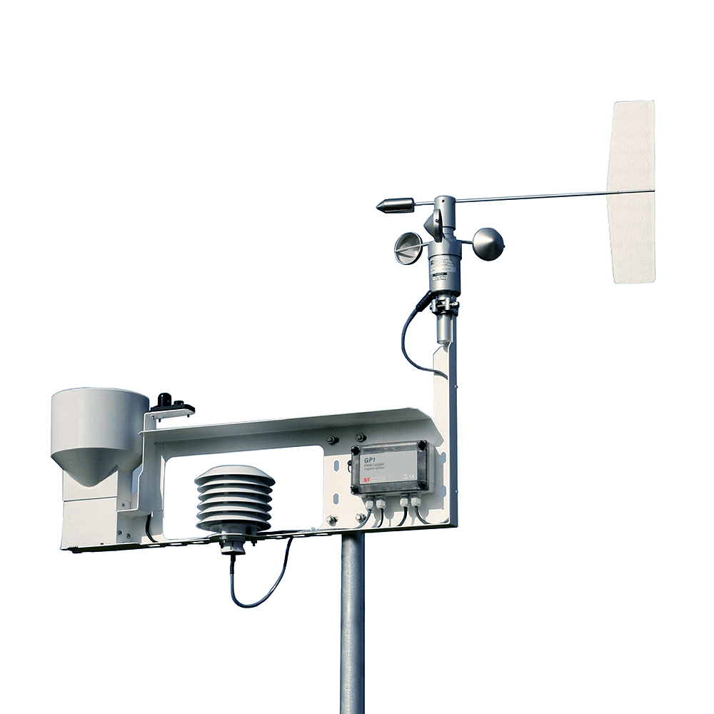 WS-GP1 Automatic Weather Station by Delta-T