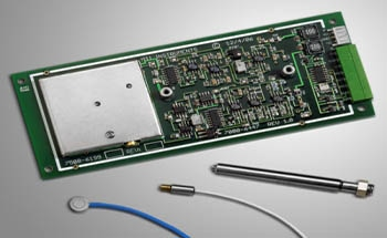 Custom Designed Compact Capacitance Sensor System - ACCUMEASURE MICROCAP