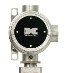Series CX Gas Detection Sensor Assembly System by Detcon