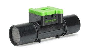 Low-Pressure-Drop Flow Meter from Sensirion