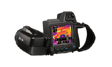 Portable FLIR T400-Series Infrared Camera