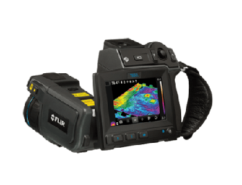 FLIR T600-Series Infrared Camera with High Resolution and Daylight Imagery