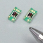 Compact, 3-Channel Photodiode, RGB Color Sensor