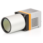 High-Resolution, In-Line Thermographic Camera - Serval-640-GigE
