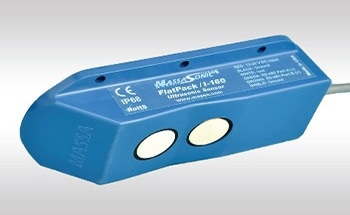 FlatPack® 95 kHz for Measuring Uneven Bulk Materials or Liquids