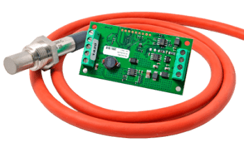 Zirconia Oxygen Sensor System with a Temperature Range of -100 °C – 250 °C