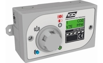 Multi-Channel Gas Detection System: TOCSIN 625 MICRO