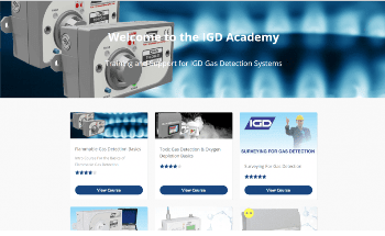 Free Online Gas Detection Training Course - Continuing Professional Development (CPD) Approved