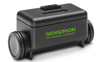 SFM3100 Analog Flow Sensor for Respiratory Applications
