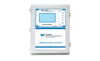 Multichannel Gas and Flame Monitoring System - 7800 Series