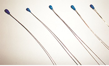 The NTC Epoxy Thermistors Range from Amphenol Advanced Sensors