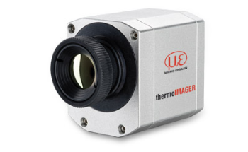 Infrared Camera with Optical Resolution of 382 x 288 Pixels: thermoIMAGER TIM QVGA