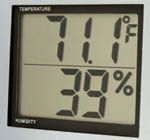 ThermoHygrometer from Terra Universal, Inc.