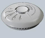SO-610 Toast Proof optical smoke alarm from Fire Angel