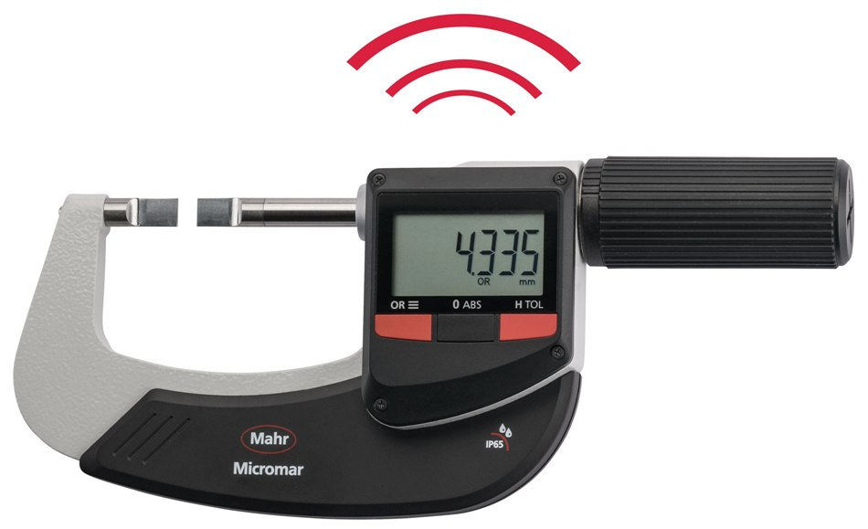 Mahr Inc. Announces Expansion of 40EWR Micromar Micrometer Series