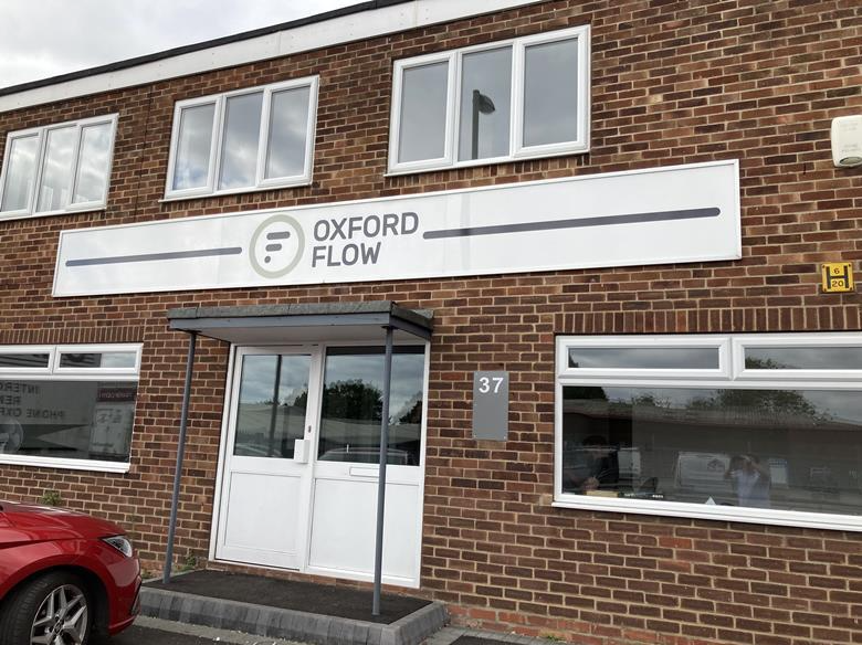 Oxford Flow Opens New Manufacturing Facility