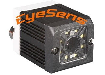 DMC and QR Code Reading with the EyeSens Vision Sensors