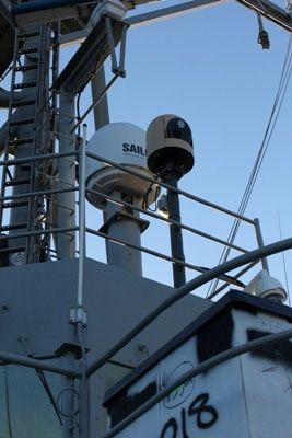 Lockheed Martin Supports US Navy's Request to Rapidly Outfit Long-Range Sensor on USNS Grapple