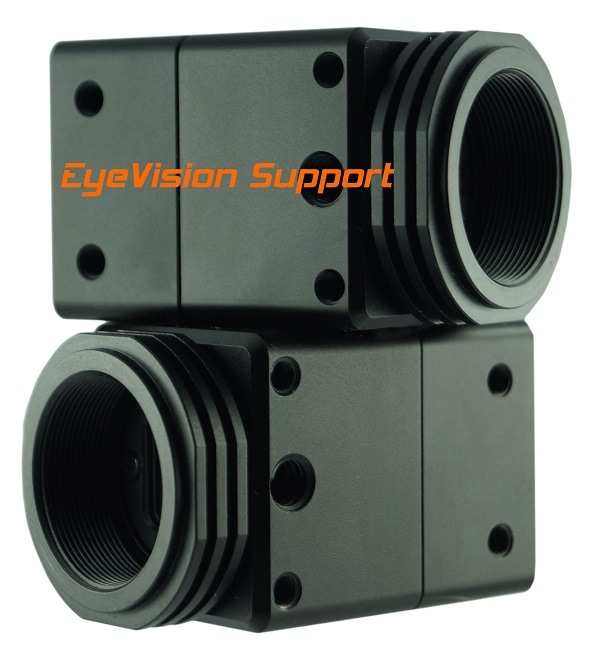 Fast Measurement and Inspection with the EyeVision Software and Sentech GigE Cameras