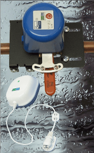 EcoNet ControlsLaunches Smart Home Water Shut Off Kit with Wireless Leak Sensors