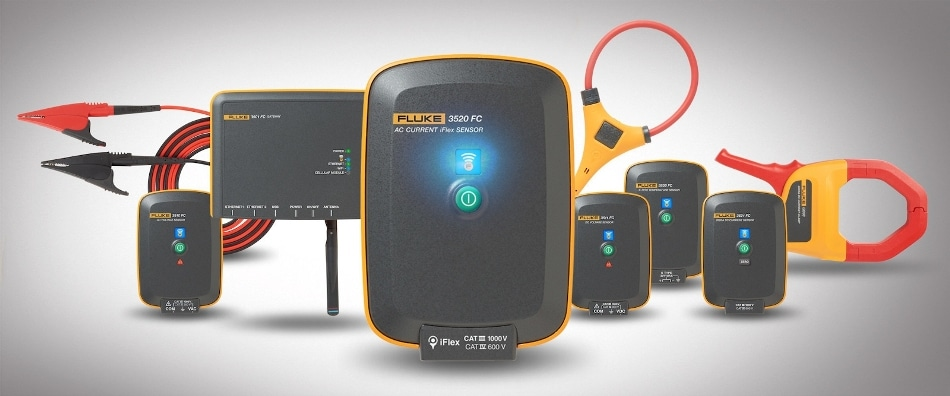Cloud-Based Fluke Condition Monitoring System Delivers Quick ROI and Increased Uptime