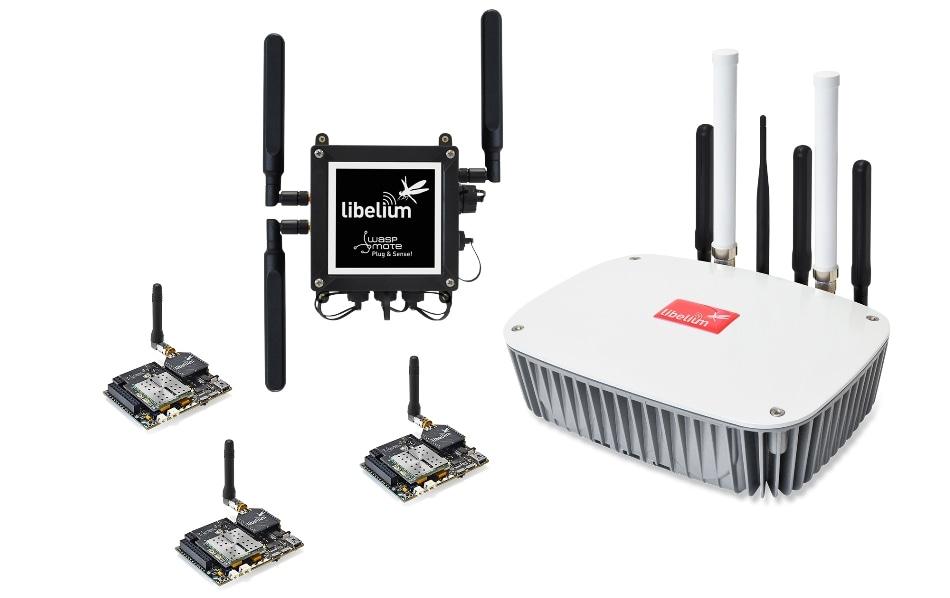 Libelium Launches Globally Certified Waspmote IoT Sensor Platform