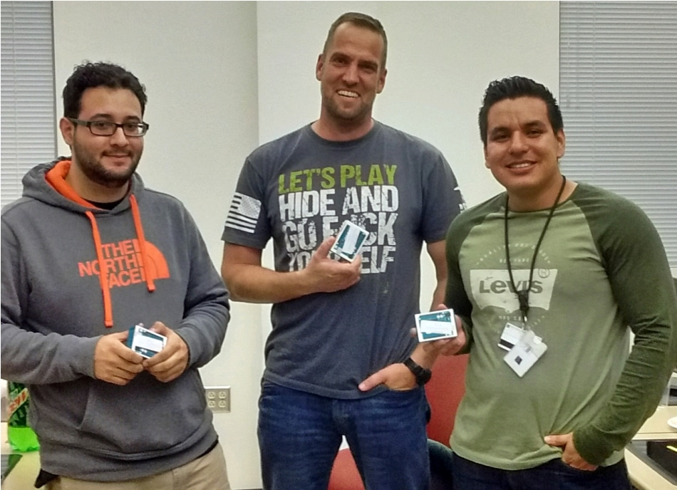 Engineering Students Design Smart Sensors for Real-World Applications