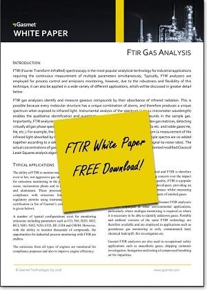 New White Paper on FTIR Multigas Analysis