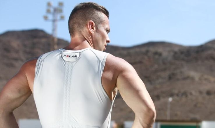 Polar Unveils High Tech Workout Shirt with Built-in GPS Tracker and Heart Rate Monitor