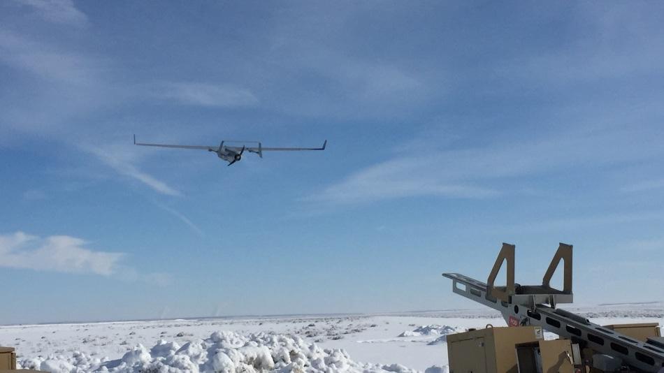 Logos Technologies and Insitu Test Redkite Wide-Area Sensor Aboard Integrator Tactical UAS