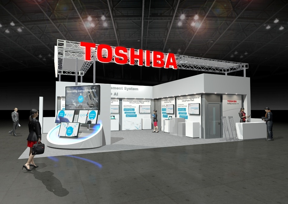 Toshiba to Demonstrate SPINEX IoT Architecture at CeBIT 2017