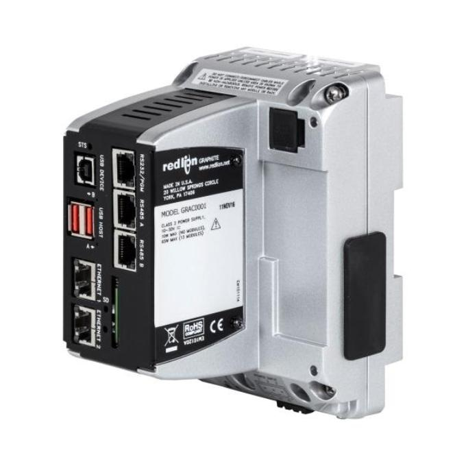 Red Lion's New Rugged Industrial Controller for Harsh Industrial Environments