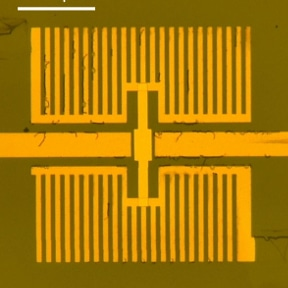 Graphene-Based Infrared Sensor Could be Used as Pixels in High-Resolution Thermal Imaging Camera