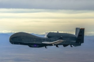 MS-177 Sensor Successfully Completes First Flight Test on Global Hawk and Provides Better Image Resolution