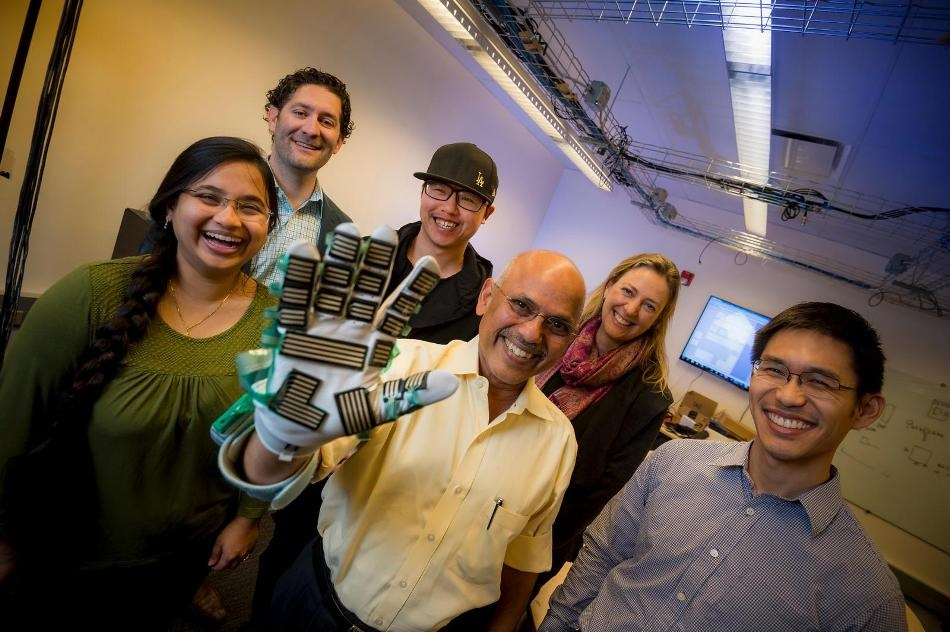 New Sensor-Filled Glove Could Help Physicians Give Accurate Physical Exams