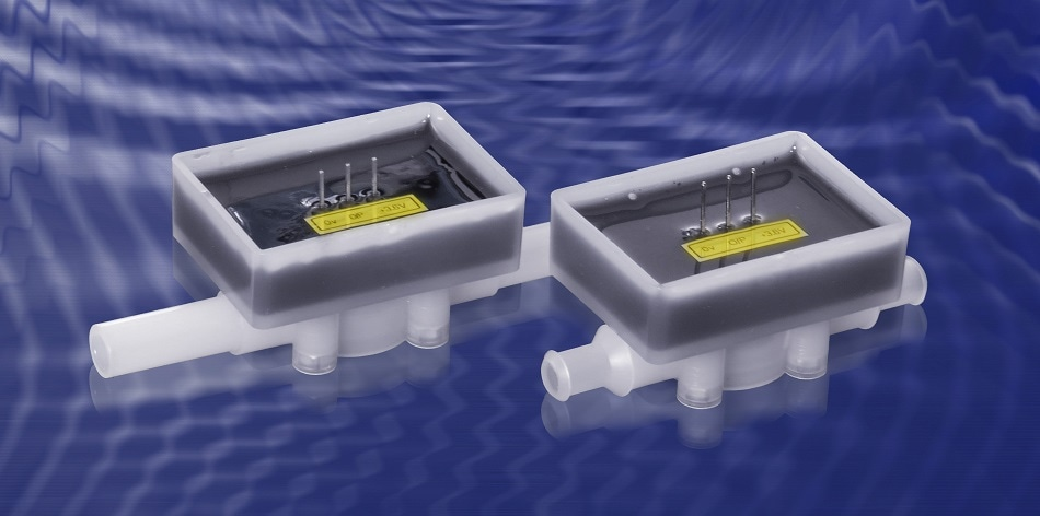 Low Power 800-Series Flowmeter for Battery Operated Equipment