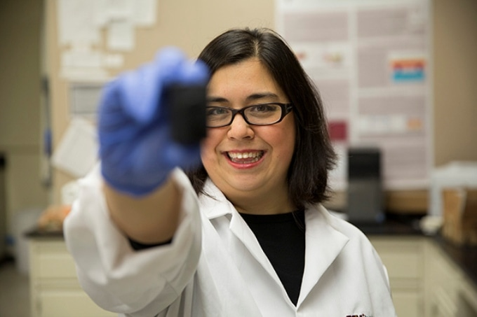 ASU Professor Aims to Develop Disposable, Point-of-Care Biosensor for Health Monitoring