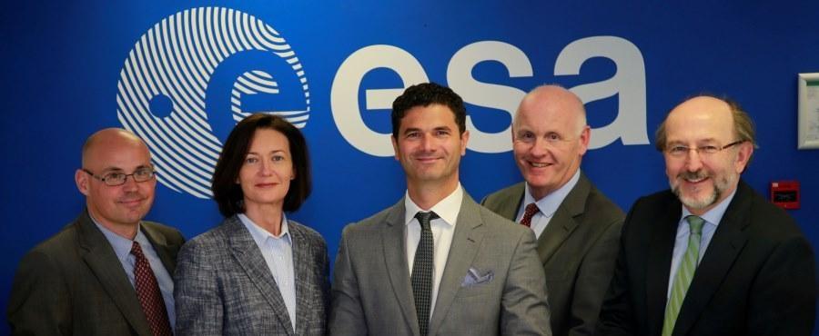 ESA, DCU Partner to Establish Satcom IoT 'Maker Space'