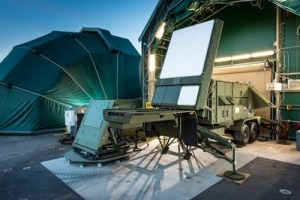 Raytheon's New Integrated Air and Missile Defense Radar Breaks 1,000 Hour Mark
