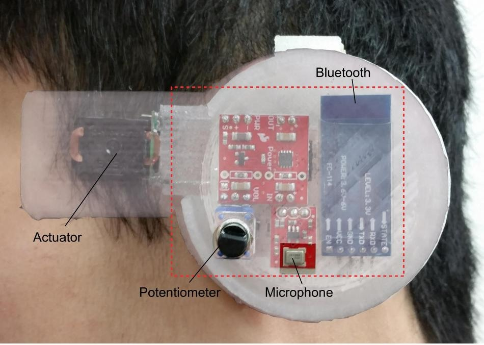 New 'Earable' Sensor can Track Core Body Temperature in Real Time