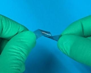 Silk Could Enhance Flexibility, Sensitivity of Wearable Body Sensors