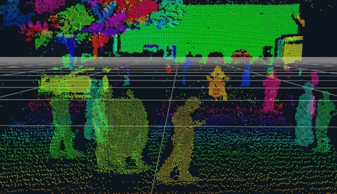 AEye Completes First Successful Demo of the LiDAR System