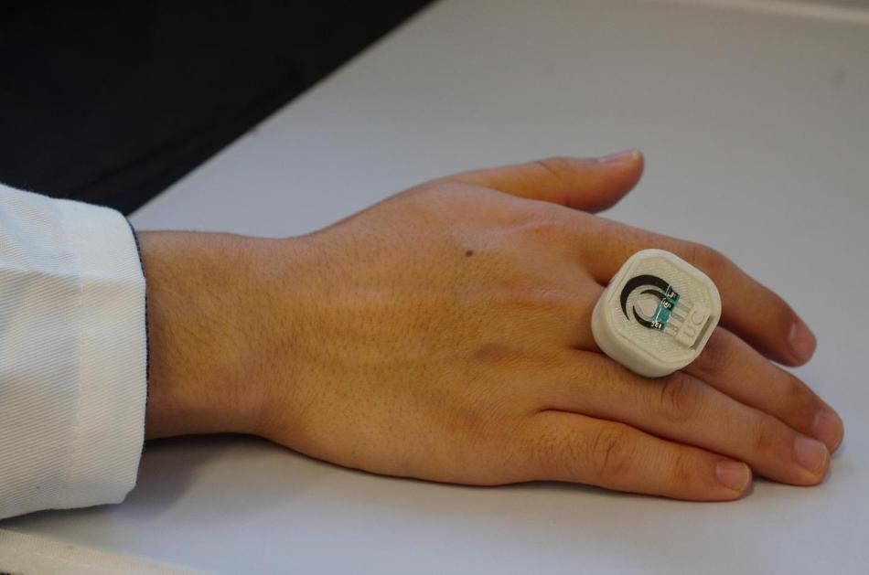 Innovative Ring Sensor Detects Chemical and Biological Threats
